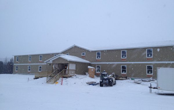 Nalcor Accommodations Complex