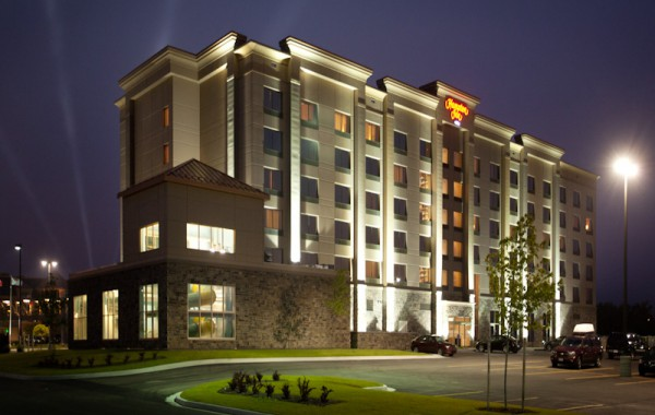 Membertou Hampton Inn and Suites