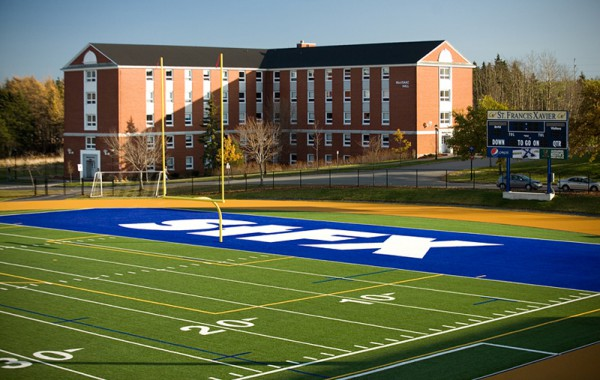 St. Francis Xavier University Sports Field